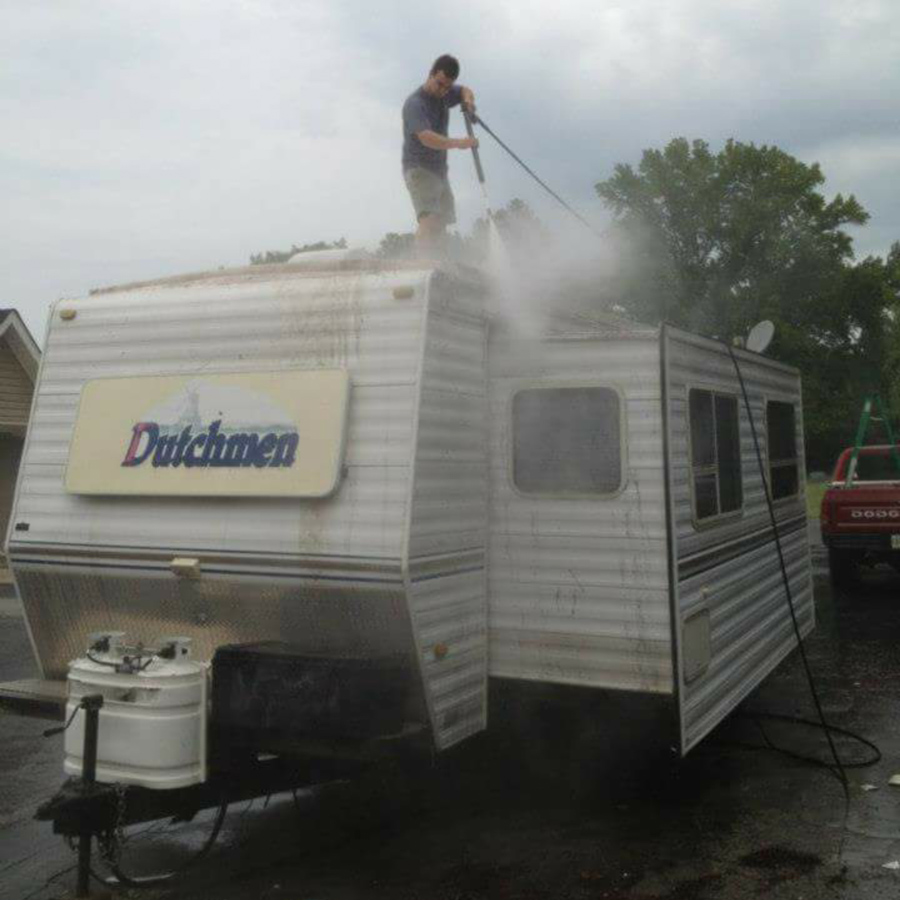 Camper Cleaning - Extreme Clean of Georgia