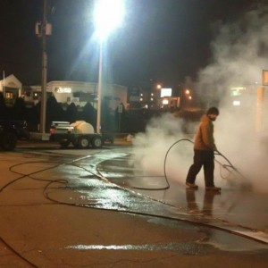 Commercial Pressure Washing Macon