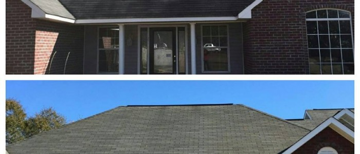 Roof Cleaning Macon GA