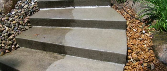 power wash and pressure wash